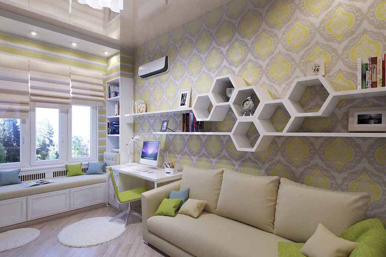 <strong>Дизайн детских комнат<span><b>в</b>Индивидуальные  </span></strong><i>→</i>